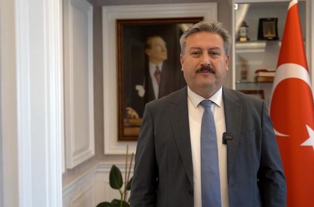 """Başkan Palancıoğlu: """"3 Mayıs Türkçülük Gününüz kutlu olsun"""""""