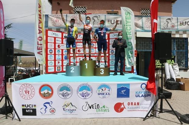 Koramaz Vadisi'nde bisiklet heyecanı