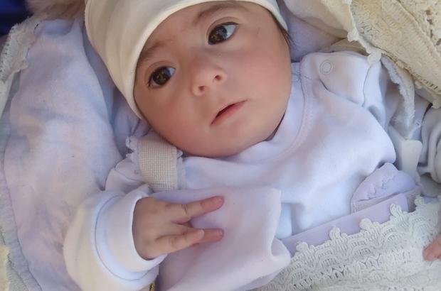 Beşiğinde uykuya dalan Azra bebek bir daha uyanamadı Gaziantep'te 7 aylık bebek hayatını kaybetti