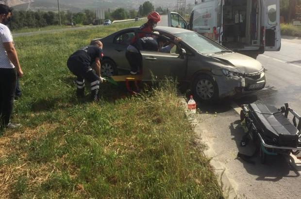 Muğla'da kaza: 2 yaralı Milas-Yatağan karayolunda meydana gelen trafik kazasında iki kişi yaralandı.