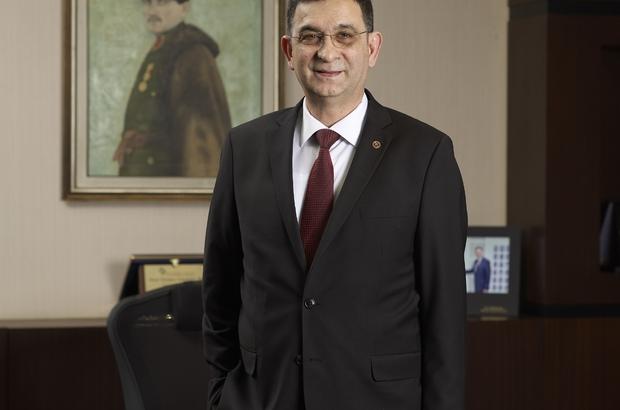 """GSO Yönetim Kurulu Başkanı Adnan Ünverdi: """"Gaziantep'ten yüzde 91,4 oranında artışla en yüksek nisan ayı ihracatına ulaştık"""""""
