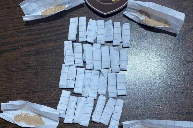 Gaziantep'te çeşitli suçlardan aranan 462 şahıs yakalandı Çok sayıda suç aleti, çalıntı malzeme ve uyuşturucu madde ele geçirildi