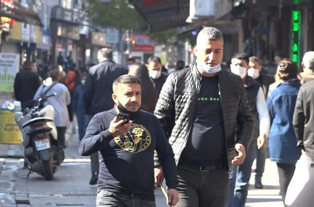 Pandemi kurallarına uymayan 40 kişiye 36 bin TL ceza Denizli'de bir haftada 36 bin TL cezai işlem uygulandı