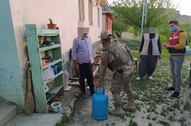 Tunceli'de vefa ekipleri, 65 yaş üstü ve kronik hastalar için görevde -  Tunceli Haberleri