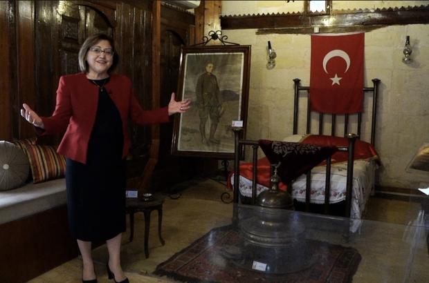 """Gaziantep Büyükşehir Belediye Başkanı Fatma Şahin: """"Ben siyasetçinin ahlaklı olanını severim"""""""