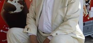 Eynesil Belediye Başkanı Karadeniz'in baba acısı