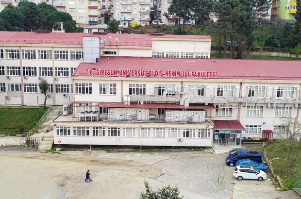 Kurulduktan 6 yıl sonra öğrenci alacak Giresun Üniversitesi'nin 2015 yılında kurulan Diş Hekimliği Fakültesi 6 yıl aradan sonra 2021-2022 akademik yılında 60 öğrenci kontenjanı ile eğitime başlanacak