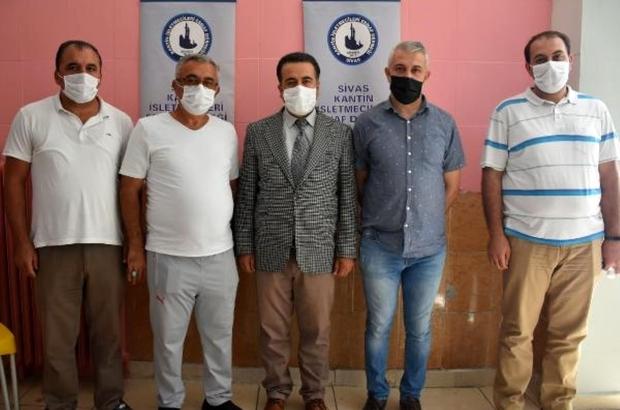 Kantin işletmecileri destek bekliyor Sivas'ta kantin işletmecileri Covid-19 salgınında iş yerlerinin kapalı olması nedeniyle zor günler geçiriyor
