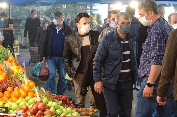 Semt pazarları cumartesi günleri kurulacak Pazarcının da vatandaşın da yüzü gülecek Cumartesi pazarları açılıyor