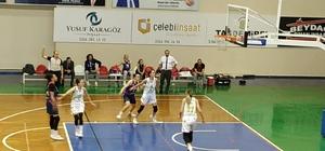 Çeşme Basketbol, play-off ilk maçını farklı kazandı