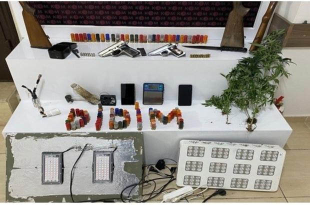 Didim'de uyuşturucudan 143 şahsa işlem yapıldı