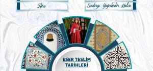 Balıkesir Büyükşehir 'Sanatın On Hali-Geleneksel Türk Sanatları Yarışması düzenliyor