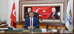 Başkanı Gürkan'dan Kadir Gecesi mesajı
