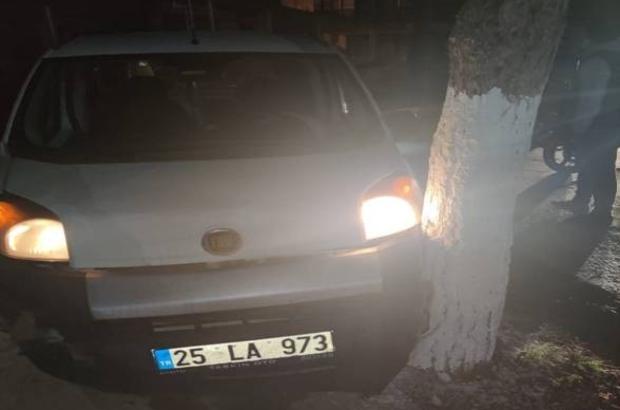 Didim'de sokağa çıkma yasağında polisi peşine taktı