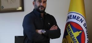 Menemenspor'da Teknik Direktör Ümit Karan korona virüse yakalandı Ümit Karan ve 1 futbolcu pozitif çıktı