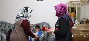 Palandöken Belediyesi'nden Anneler Günü etkinliği 19 yıldır üvey evladına annelik yapıyor