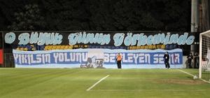 Adana Demirspor Süper Lig'de TFF 1. Lig: Menemenspor: 1 - Adana Demirspor: 4