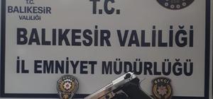 Balıkesir'de polis son 1 haftada 59 aranan şahsı yakaladı