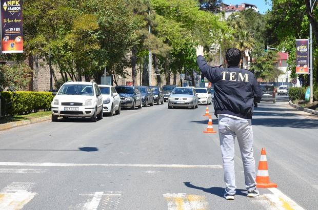 Ordu'da tam kapanma denetimleri Temaslı bir kişi sokağa çıktı, cezadan kurtulamadı Maske takmadı, iş yerini açtı, sokağa çıktı