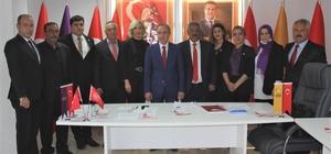 Türkiye Değişim Partisi Erzincan İl Başkanlığı'nın A takımı belli oldu