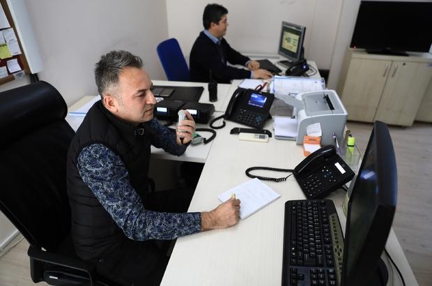 Büyükşehir bayram nöbetine hazır Denizli Büyükşehir Belediyesi, Ramazan Bayramı süresince herhangi bir olumsuzluk yaşamaması için nöbetçi ekipler oluşturdu