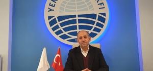 YDV Erzurum Şube Başkanı Akbulut, Vakıflar Haftası'nda Anadolu'daki ilk Vakfiye'nin Sahibi Yağan Baba'yı andı