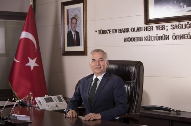 """Başkan Zolan'dan Ramazan Bayramı mesajı """"Ramazan Bayramı'nı en içten duygularımla tebrik ediyorum"""""""