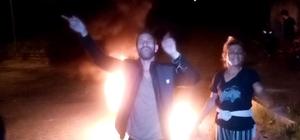 Malkara ve Şarköy'de hıdrellez ateşi yakıldı