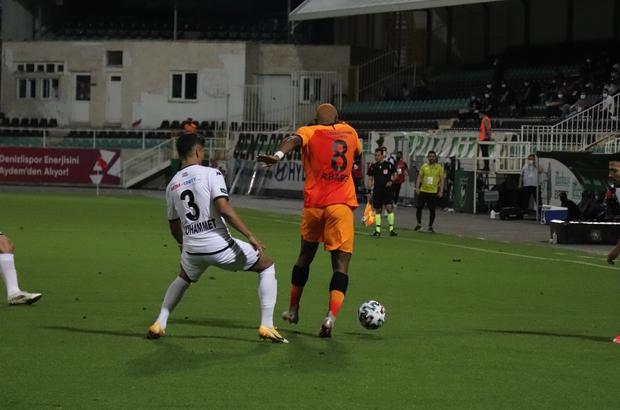 Süper Lig: Denizlispor: 0 - Galatasaray: 0 (Maç devam ediyor)