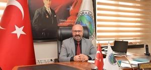 Horasan Belediye Başkanı Hüseyin Sağlam'dan Ramazan Bayramı mesajı