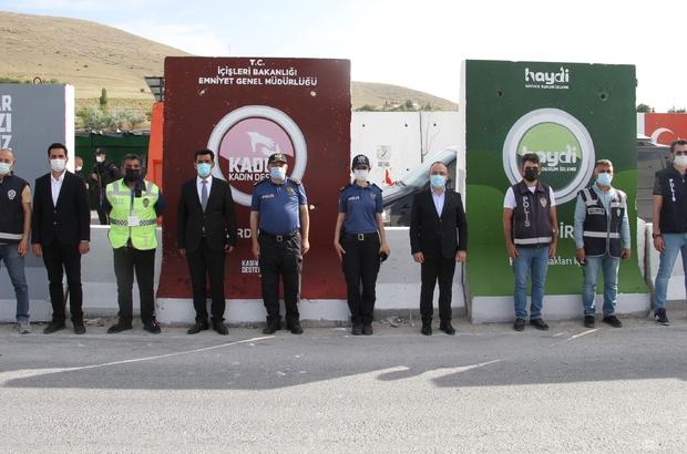 Vali Erkaya Yırık, güvenlik güçlerinin bayramını kutladı