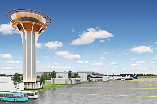 Çukurova Bölgesel Havalimanından köy okullarına kütüphane projesi