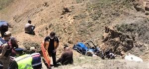 Erzincan'da, muhtar traktörün altında kalarak can verdi