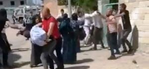 Şanlıurfa'da iki aile arasında taşlı sopalı kavga: 6 yaralı