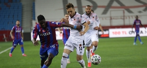 Süper Lig: Trabzonspor: 2 - Gençlerbirliği: 1 (Maç sonucu)