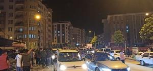 Van'da Beşiktaş'ın şampiyonluk coşkusu