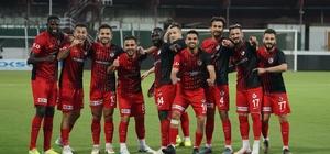 Gaziantep FK'nın 2020-2021 karnesi Gaziantep FK ligi dokuzuncu bitirdi