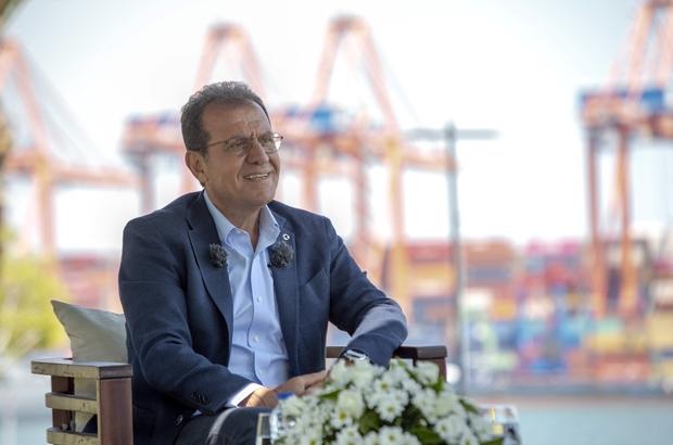 """Seçer: """"100 bin gıda kolisi dağıttık"""" Mersin Büyükşehir Belediye Başkanı Vahap Seçer: """"Metro ihalesi yaklaşık maliyeti çok düşük kaldı, çünkü 1.5 yıl önce hazırlanmış"""""""