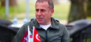 """Abdullah Avcı: """"Gelecek sezonun planlamasına başladık"""" Trabzonspor Teknik Direktörü Abdullah Avcı: """"Sörloth'u kim istemez"""""""