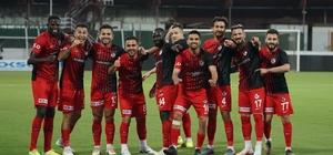 Gaziantep FK'da 10 futbolcunun sözleşmesi sona erdi