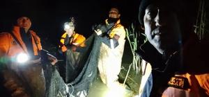 Van'da kaçak avlanmış 15 ton canlı inci kefali ele geçirildi
