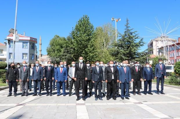 Beyşehir ve Hüyük'te 19 Mayıs kutlamaları