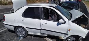 Gaziantep'te zincirleme trafik kazası: 2 ölü, 8 yaralı 10 yaşındaki çocuk trafik kazasında hayatını kaybetti