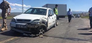 Bingöl trafik kazası:3 yaralı