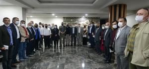 Yakutiye Belediye Meclisi'nden İsrail'e kınama