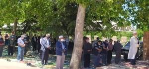 Gelendost ilçesinde yağmur duası yapıldı