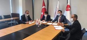 Tomarza Kabak Çekirdeği Kavurma-Tuzlama Paketleme Tesisinin yapımı için imzalar atıldı