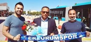 Efsane kaptan daha kongre kararı alınmadan başkanlığa aday oldu Kürşat Karakaş BB Erzurumspor Başkanlığı'na adaylığını açıkladı