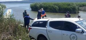 Gala Gölü'nde kaçak avcılığa drone destekli denetim