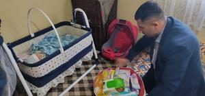 Kızılay'dan 'Hoş Geldin Bebek' hediyesi
